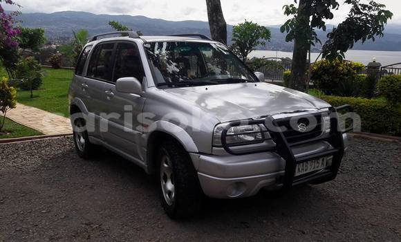 Buy Used Suzuki Grand Vitara Silver Car in Rusizi in Rwanda