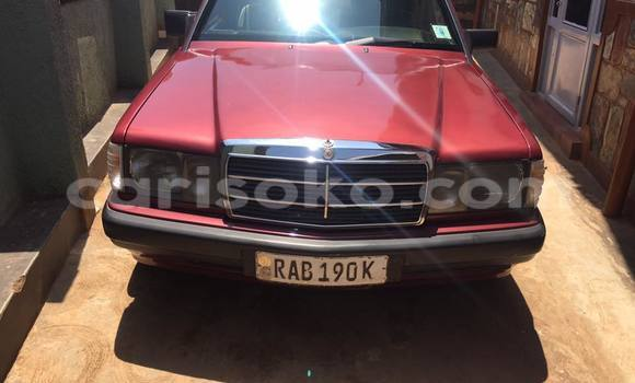 Buy Used Mercedes‒Benz E–Class Red Car in Kigali in Rwanda