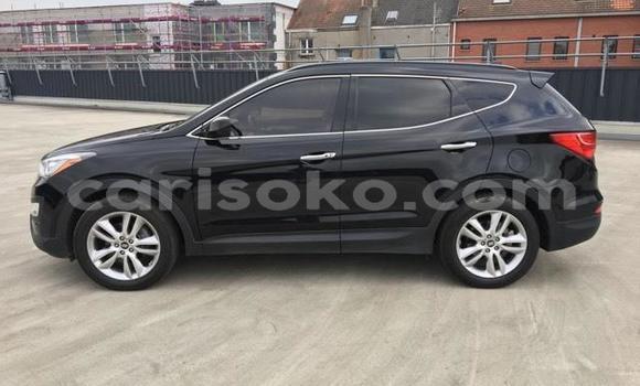 Acheter Importé Voiture Hyundai Santa Fe Noir à Kigali, Rwanda