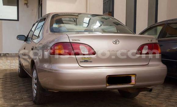 Acheter Occasion Voiture Toyota Corolla Autre à Kigali, Rwanda