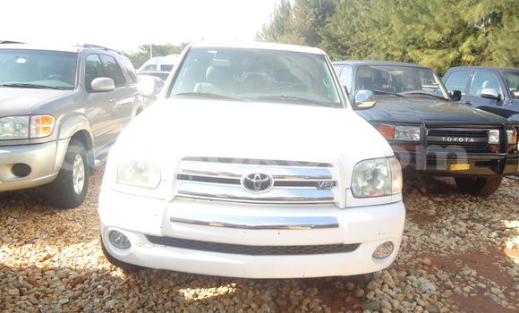 Buy New Toyota Tundra Silver Car in Gicumbi in Rwanda