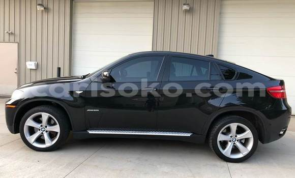 Buy Used BMW X6 Black Car in Kigali in Rwanda