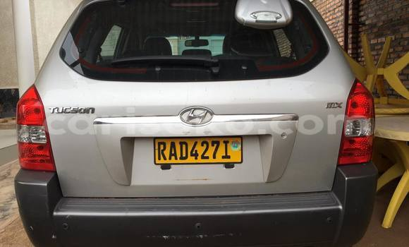 Buy Used Hyundai Tucson Silver Car in Gicumbi in Rwanda