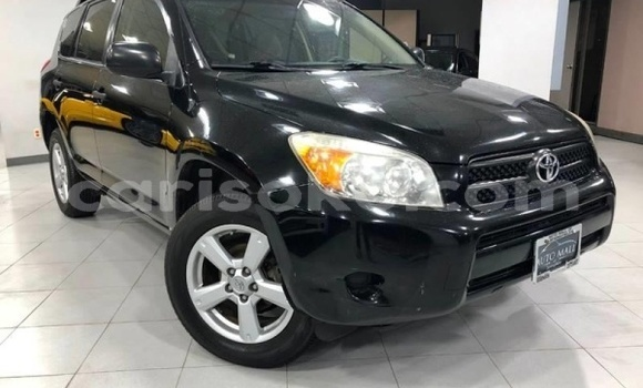 Buy Used Toyota RAV4 Black Car in Nyamagabe in Rwanda