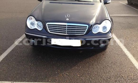 Buy Used Mercedes-Benz C–Class Black Car in Gicumbi in Rwanda