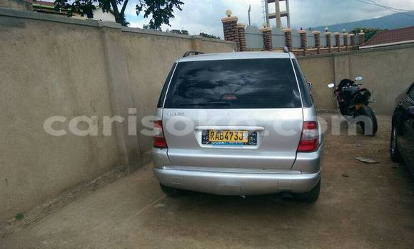 Buy Used Mercedes-Benz ML–Class Silver Car in Gicumbi in Rwanda