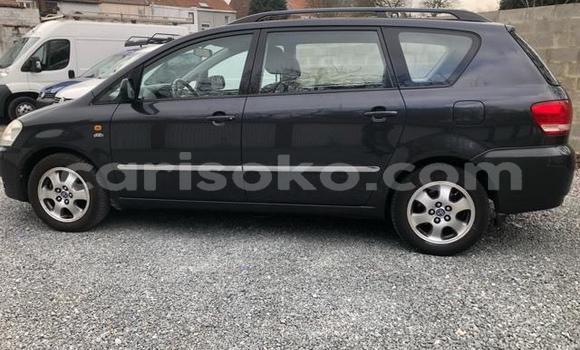 Acheter Occasion Voiture Toyota Avensis Verso Noir à Kigali, Rwanda