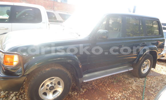 Buy Used Toyota Land Cruiser Car in Gicumbi in Rwanda