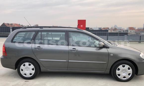 Acheter Importé Voiture Toyota Corolla Beige à Kigali, Rwanda