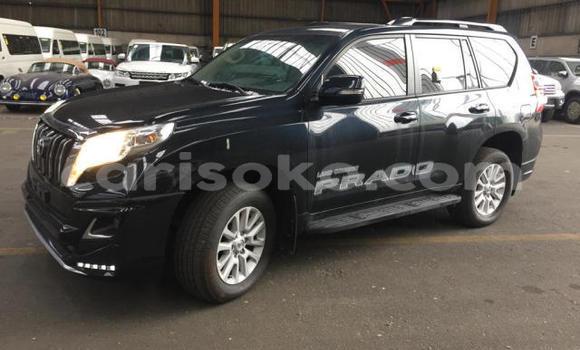 Gura Yakoze Toyota Land Cruiser Prado Beige Imodoka i Kigali mu Rwanda
