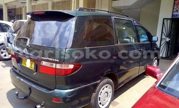 Buy Used Toyota Previa Black Car in Kigali in Rwanda