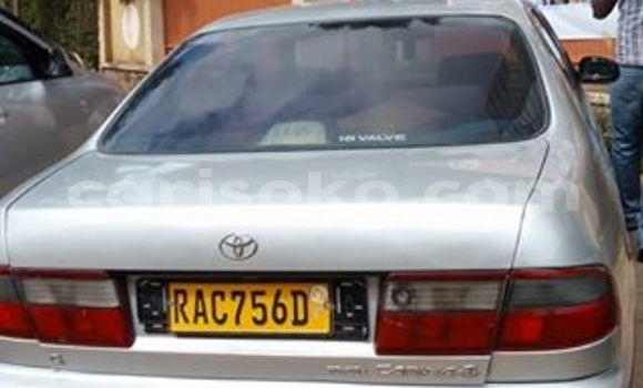 Buy Used Toyota Carina Silver Car in Gicumbi in Rwanda