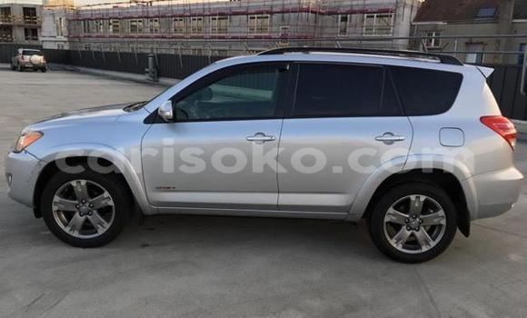 Buy Used Toyota RAV4 Silver Car in Kigali in Rwanda