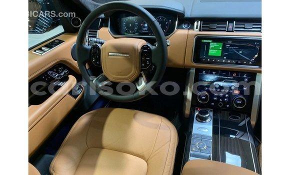 Buy Import Land Rover Range Rover Black Car in Import - Dubai in Rwanda