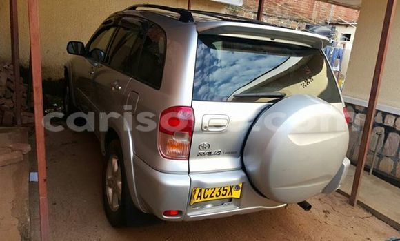 Buy Used Toyota RAV4 Silver Car in Gicumbi in Rwanda