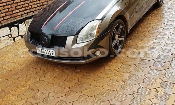 Acheter Neuf Voiture Nissan Maxima Noir à Kigali au Rwanda