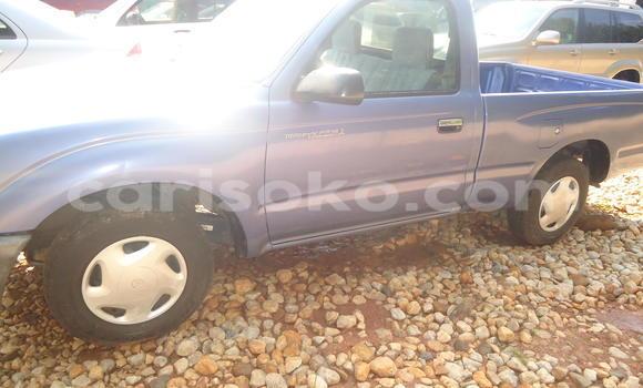 Buy Used Toyota Tacoma Blue Car in Kigali in Rwanda