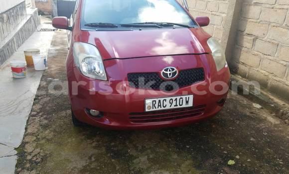 Acheter Occasion Voiture Toyota Yaris Noir à Kigali au Rwanda