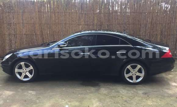 Buy New Mercedes-Benz CLS–Class Black Car in Kigali in Rwanda