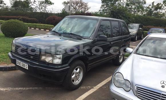 Buy Used Rover 600 Black Car in Kigali in Rwanda