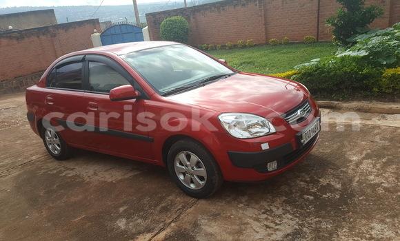 Buy New Kia Pride Red Car in Kigali in Rwanda
