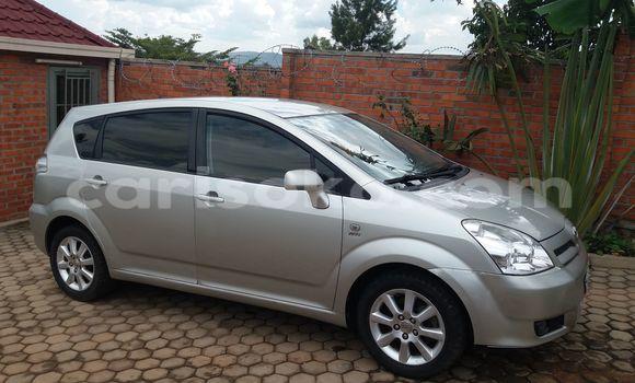 Buy Used Toyota Verso Black Car in Kigali in Rwanda