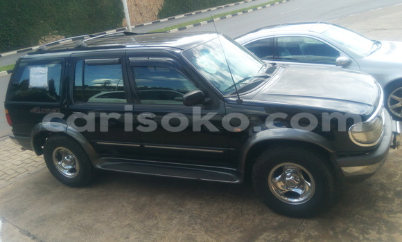 Buy Used Ford Explorer Black Car in Kigali in Rwanda