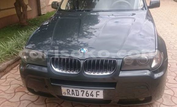 Buy Used BMW 3–Series Black Car in Kigali in Rwanda