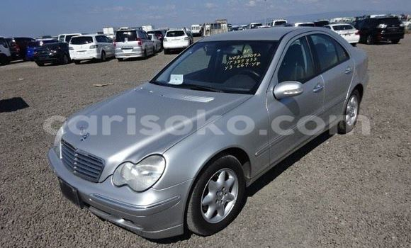 Buy Used Mercedes‒Benz C–Class Silver Car in Kigali in Rwanda