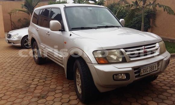 Acheter Occasion Voiture Mitsubishi Pajero Gris à Kigali au Rwanda
