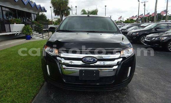 Acheter Occasion Voiture Ford Edge Noir à Kigali au Rwanda