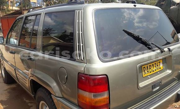 Buy Used Jeep Grand Cherokee Other Car in Kigali in Rwanda
