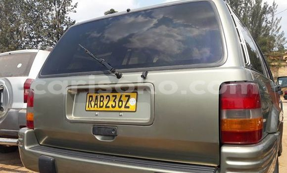 Acheter Occasions Voiture Jeep Grand Cherokee Autre à Gicumbi au Rwanda