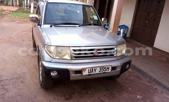 Buy Used Mitsubishi Pajero Silver Car in Gicumbi in Rwanda