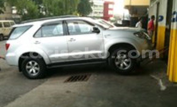 Buy Used Toyota 4Runner Beige Car in Kigali in Rwanda