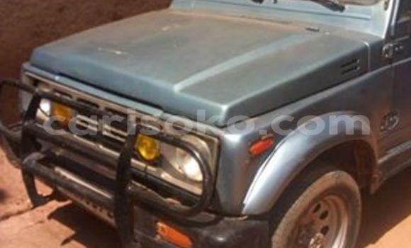 Acheter Occasion Voiture Suzuki Samurai Vert à Kigali au Rwanda