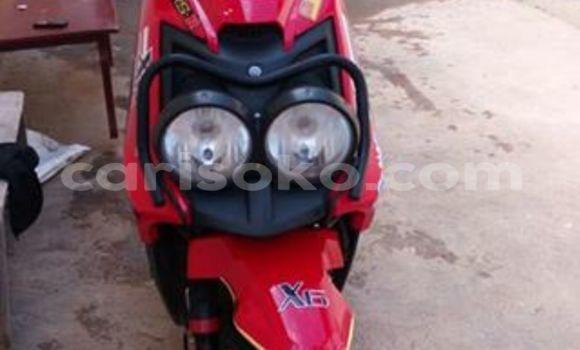 Acheter Occasion Moto Yamaha RX180 Rouge à Kigali au Rwanda