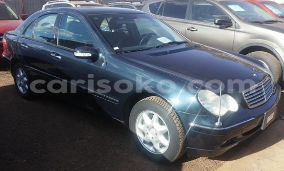 Acheter Occasion Voiture Mercedes‒Benz C-Class Noir à Kigali au Rwanda