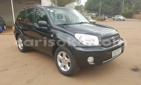 Acheter Neuf Voiture Toyota RAV4 Noir à Kigali au Rwanda