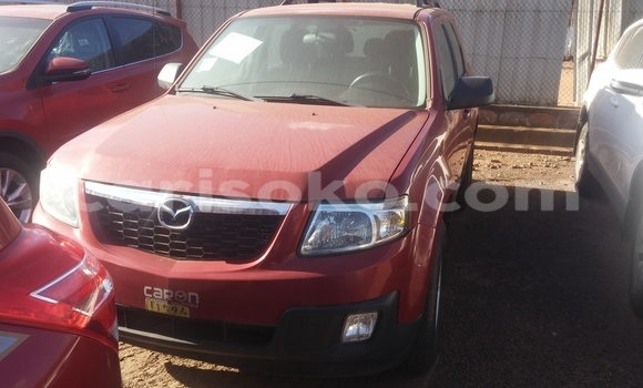 Buy Used Mazda Tribute Red Car in Kigali in Rwanda