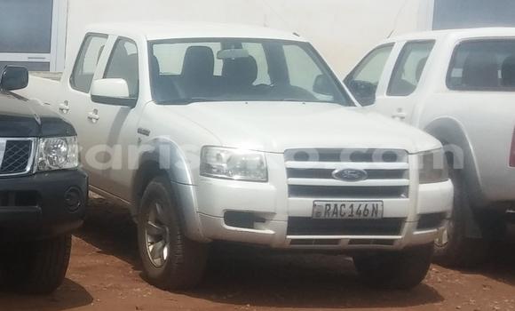 Buy Used Ford Ranger White Car in Kigali in Rwanda