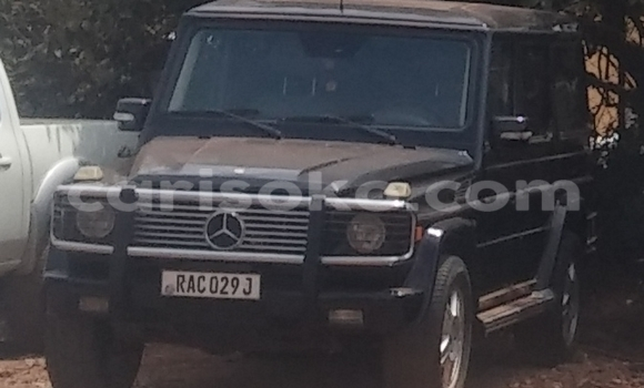 Buy Used Mercedes‒Benz GL–Class Black Car in Kigali in Rwanda