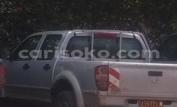 Buy Used Great Wall Pickup Silver Car in Kigali in Rwanda