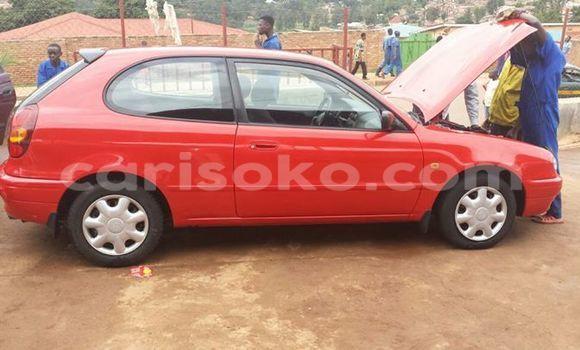 Buy Used Toyota Corolla Red Car in Gicumbi in Rwanda