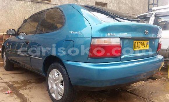 Acheter Occasion Voiture Toyota Corolla Bleu à Gicumbi au Rwanda