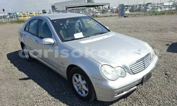 Buy Used Mercedes-Benz C–Class Silver Car in Gicumbi in Rwanda