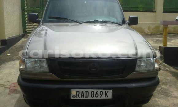Buy Used Mazda B–series Silver Car in Gicumbi in Rwanda