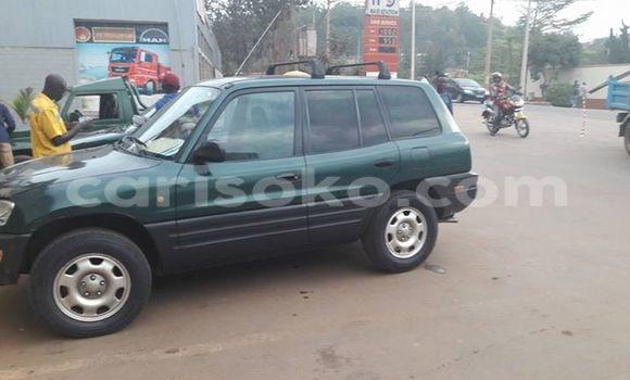 Buy Used Toyota RAV4 Green Car in Gicumbi in Rwanda