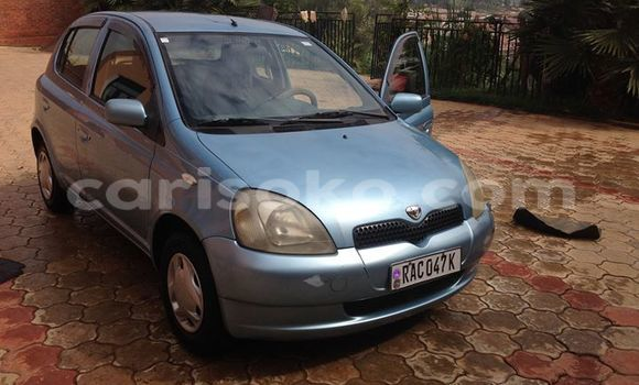 Buy Used Toyota Vitz Other Car in Gicumbi in Rwanda