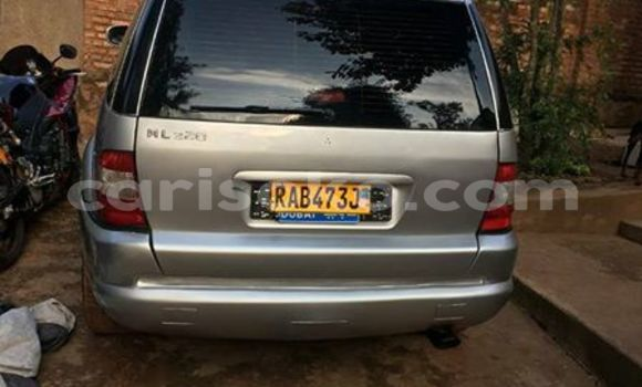 Buy Used Mercedes‒Benz ML–Class Silver Car in Gicumbi in Rwanda